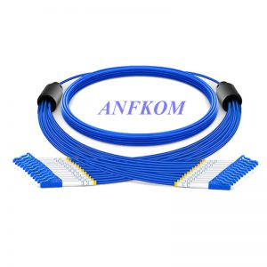 6core multi-core armored patch cord