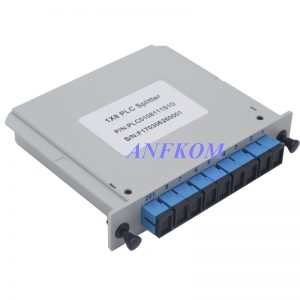 Cassette Planar Lightwave Circuit(PLC)Splitter