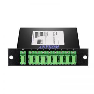 PLC Fiber Splitter Standard LGX Cassette