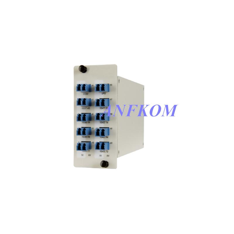 CWDM Mux/Demux in LGX Box(4,8,16,18-Channel)