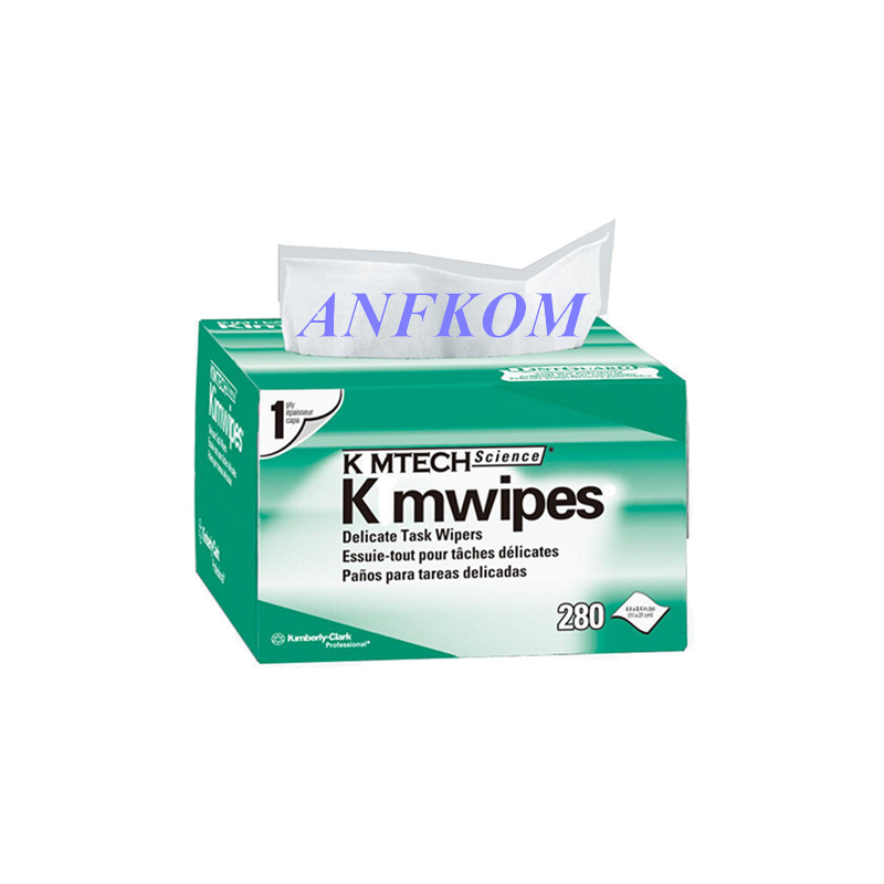 Kimtech Fiber Optic Kimwipes