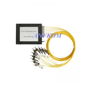 100GHz DWDM Module(4,8,16 Channel) ABS Type