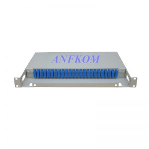 Sliding rack mounted Patch Panel/Termination Box ATB/JJ-JCL
