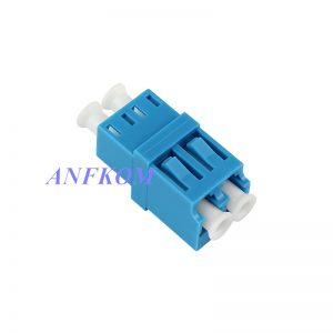 Fiber Optic Adapter LC Duplex