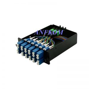 Fiber Optic High Density MPO/MTP Cassette HD AMC03
