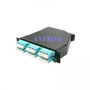 Fiber Optic LGX MPO/MTP Cassette AMC-04