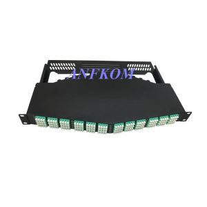 1U MPO 144F Patch Panel AMPP08