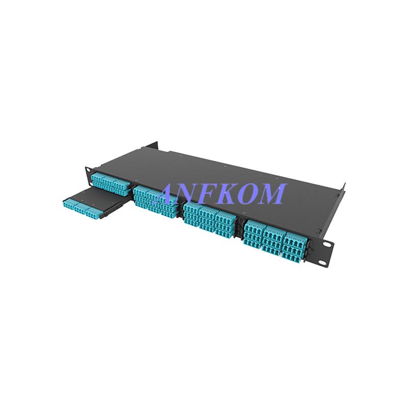 1U MTP 144F Patch Panel AMPP-10