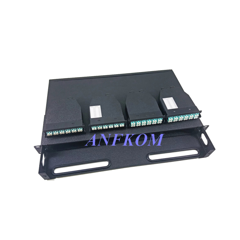 MTP/MPO-LC rack mount 1U Patch Panels 96F AMPP-01