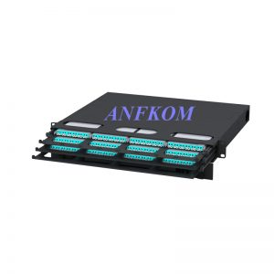 1U MPO 144F Patch Panel AMPP-09
