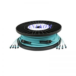 Fiber Optic MTP/MPO trunk cables