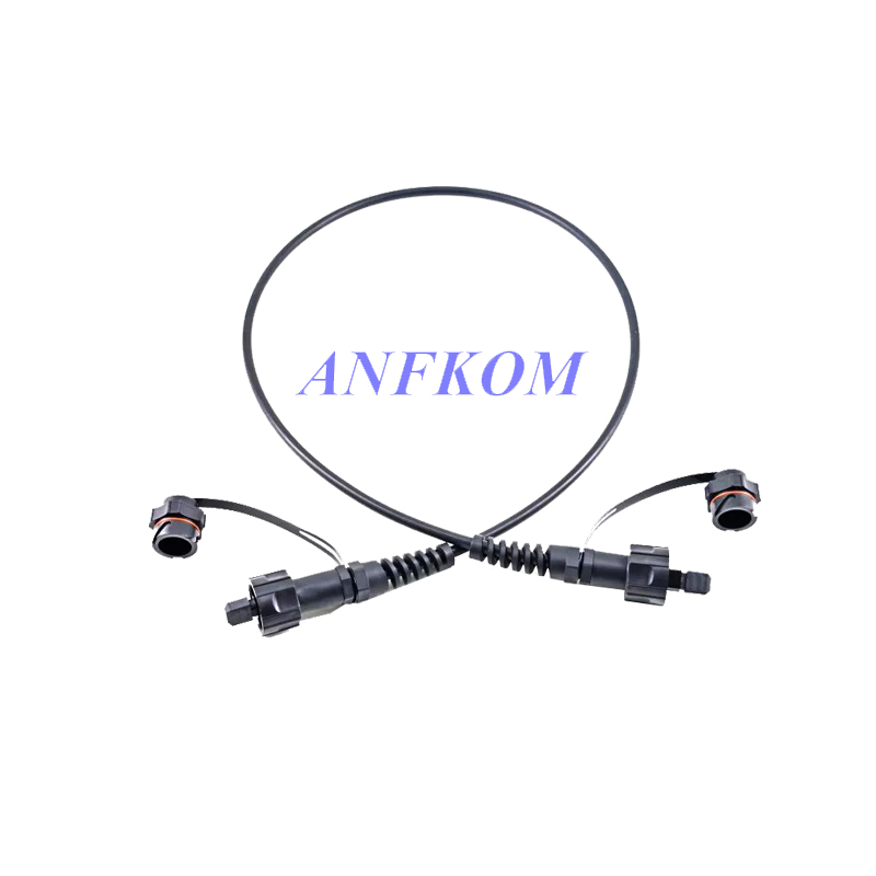 Outdoor Waterproof ODVA-MTP MPO Patch Cord