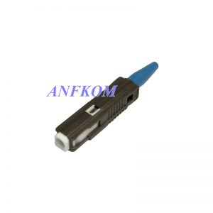 Fiber Optic Connector MU