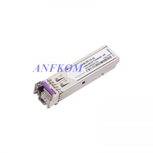 BIDI SFP transceiver modules