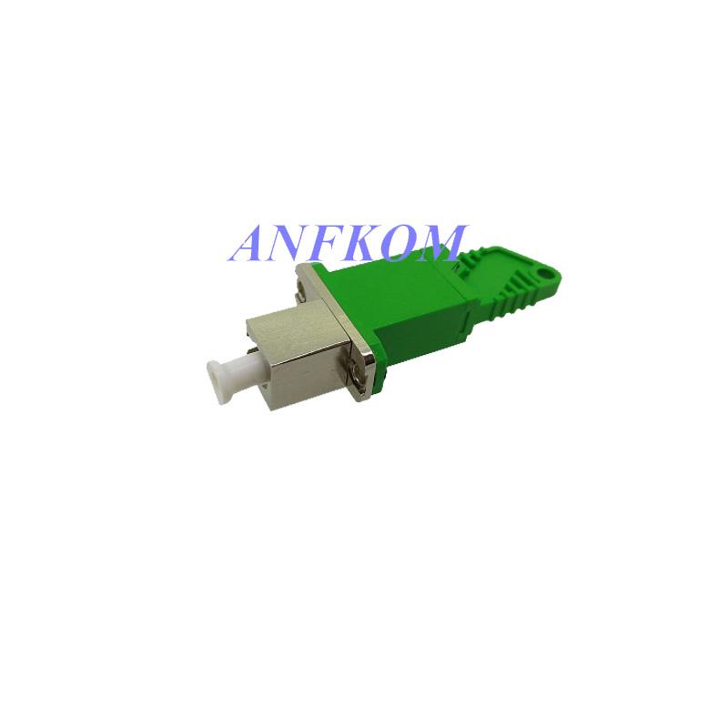 Hybrid Adapter E2000/APC-LC