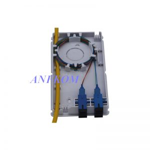 Fiber Optic Termination Box FAT-4F