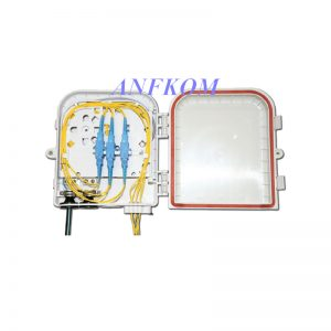 Fiber Optic Outdoor Termination Box FAT-8D