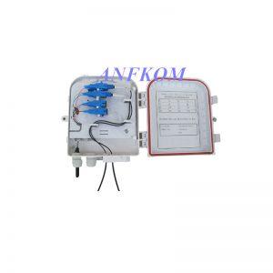 Fiber Optic Indoor/Outdoor Termination Box FAT-8E