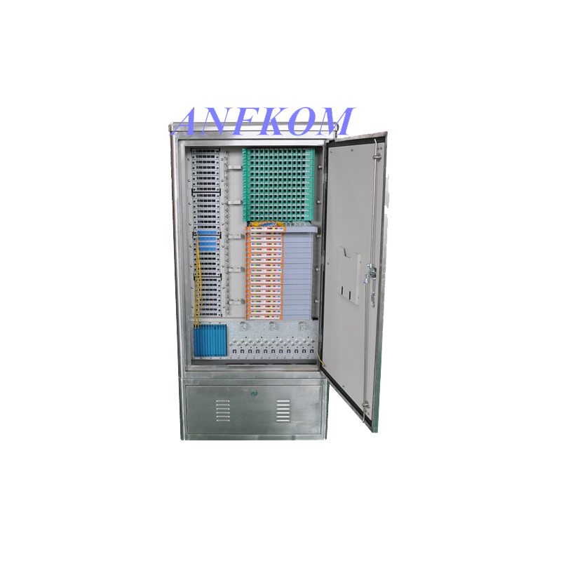 Fiber Distribution Terminal Cabinet FDT(08)