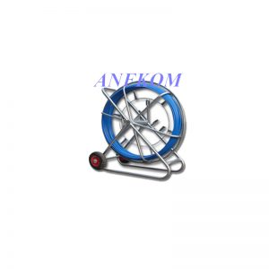 Fiberglass duct rodder/ Push Rod Cable Feeder