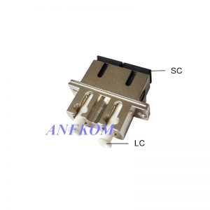 Fiber Optic LC to SC Adapter