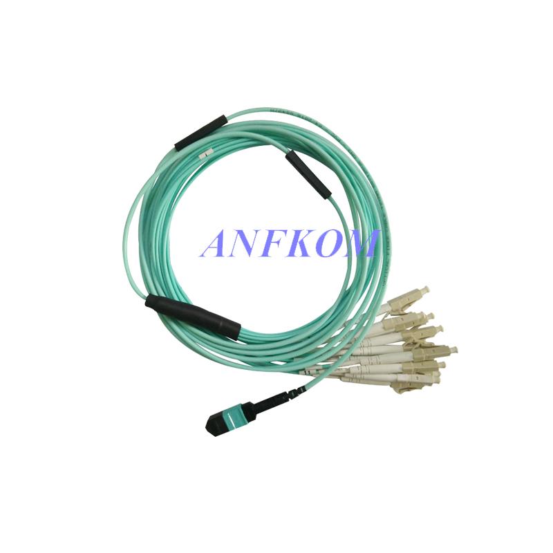MPO Traceable Fiber Optic Patch Cord