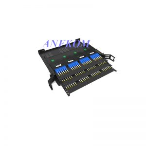 1U Ultra High Density (UHD) Chassis MPO/MTP-LC 144F Patch panel AMPP-15