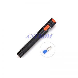VFL-30mW Pen Type Aluminum Alloy Visual Fault Locator 25KM
